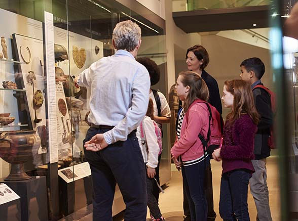 School Trip to the Museum